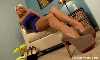 Stepmom Fun tube